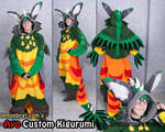 Ayo Custom Kigurumi!