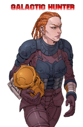 Galactic Game Hunter by echo4bravo