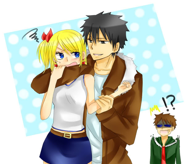 Pictures of Fairy Tail Lucy And Loki Fanfiction - #rock-cafe