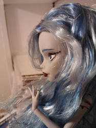 Side Shot Ghoulia MH by mikayla-matter