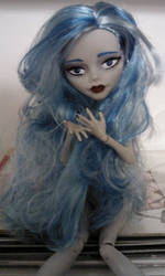Ghoulia MH re-paint by mikayla-matter