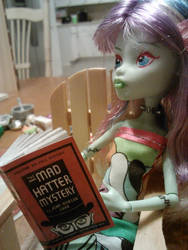 I love a Good Book by mikayla-matter