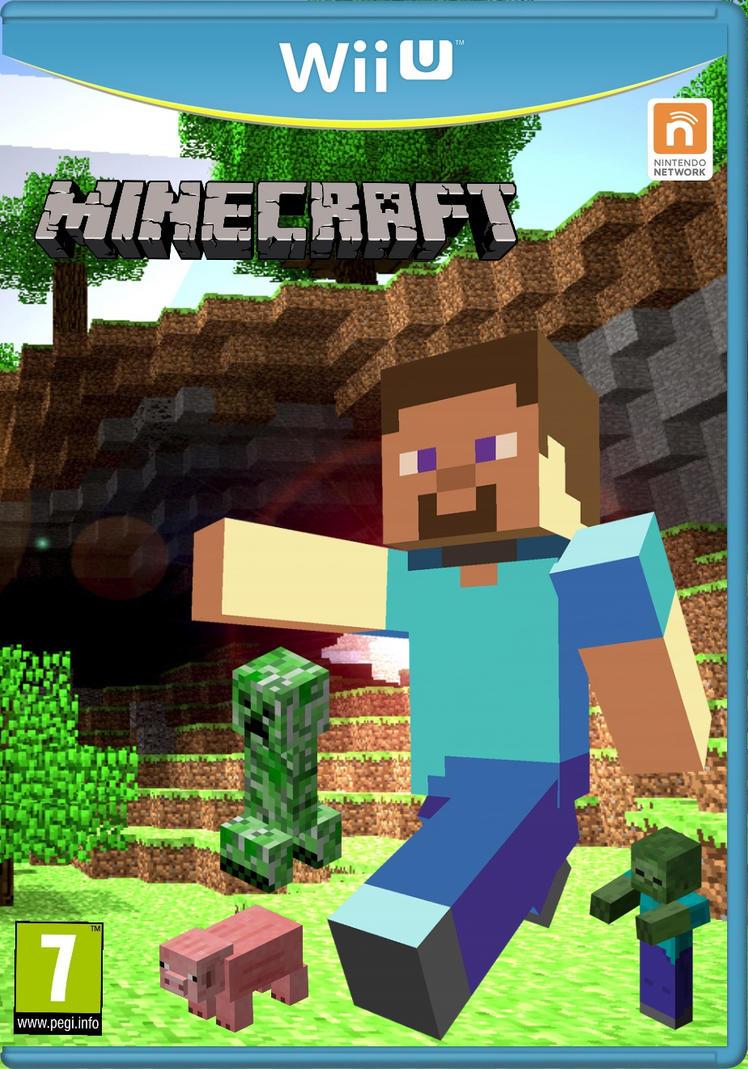 Rumor] Minecraft chegando para Wii U no próximo verão
