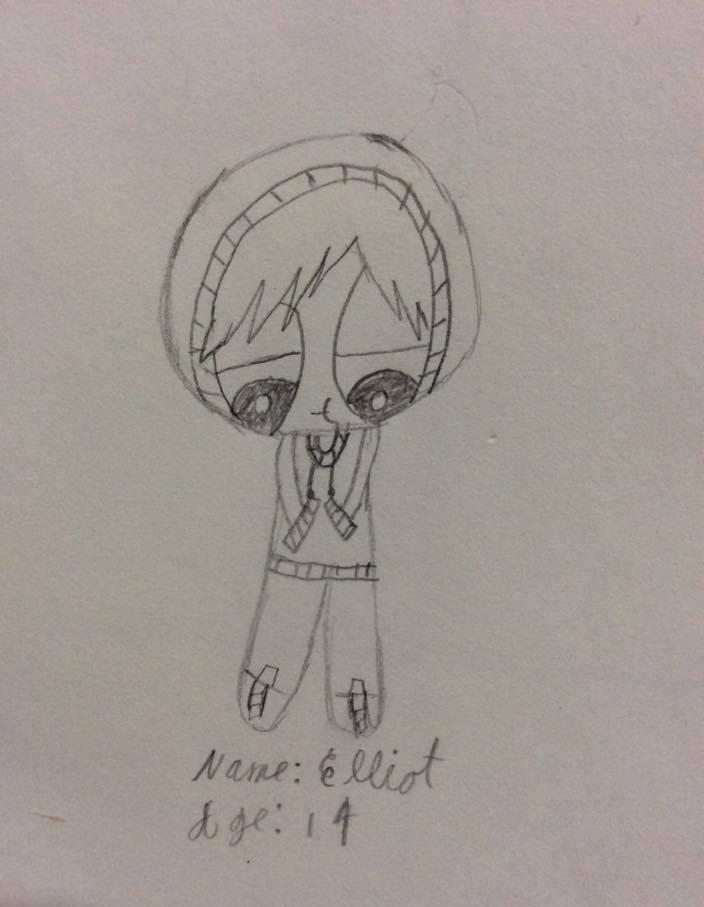Elliot by Echos-in-the-Shadows