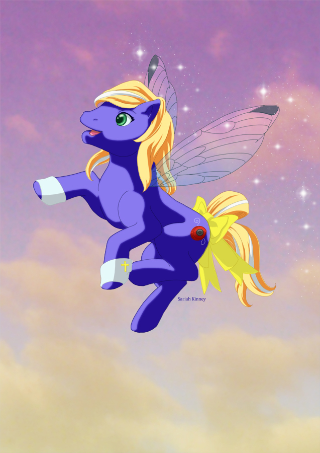 [Obrázek: Flutter_Pony_Bridget_by_realityhelix.jpg]