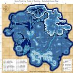 Rune Factory Tides of Destiny Map