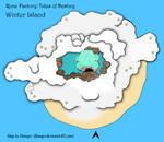 Rune Factory Tides of Destiny - Winter Island
