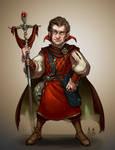 Commission: Gimblejam the Gnome
