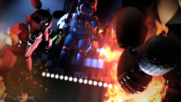 [Fnaf SFM] Let Them Burn! by ALTERNO-Funtime