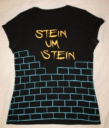 Stein um Stein Shirt