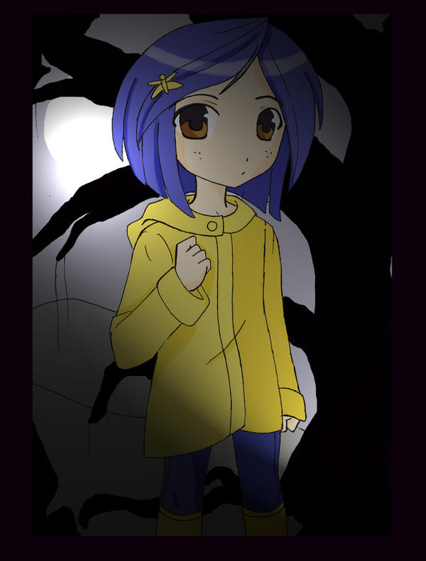 Coraline by Milothaman
