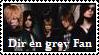 Dir en grey Fan Stamp by Cinema-Bizarre