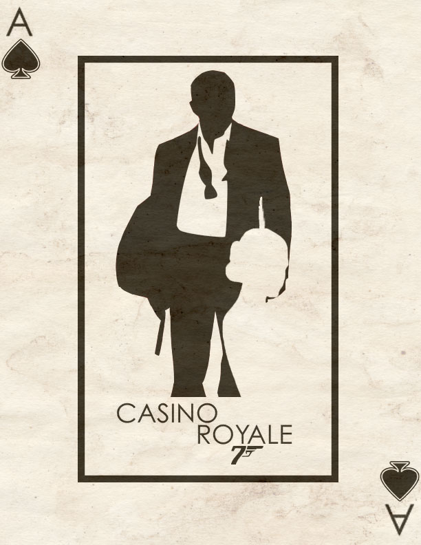 Casino royale poster casino hotels reservations