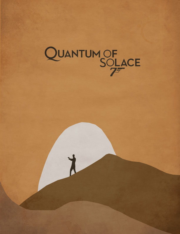 Quantum Of Solace Mini...