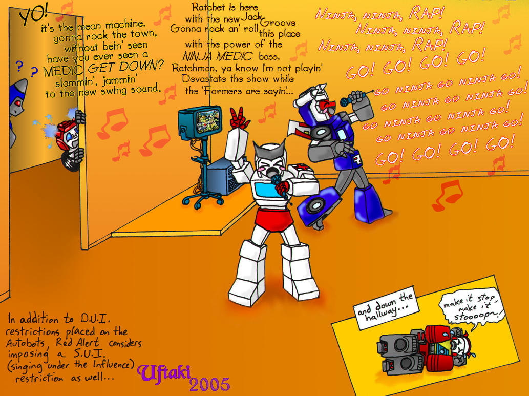TFBlogs - Drunken Karaoke by Uftaki