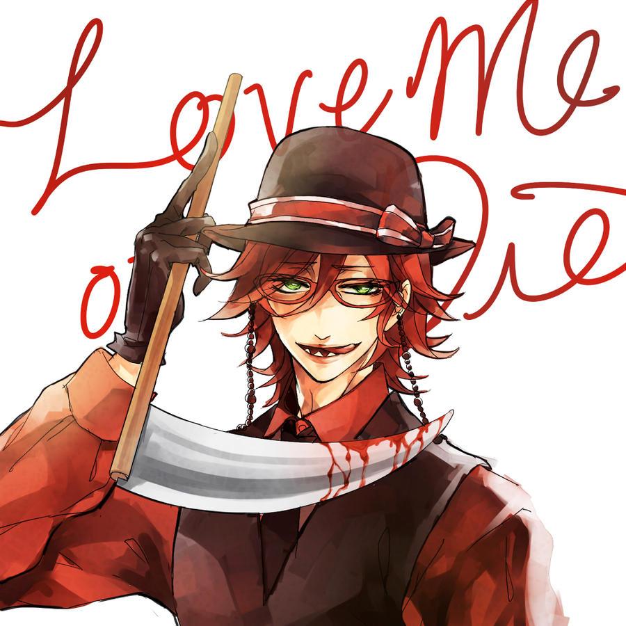 Love Me or Die by miisheruu