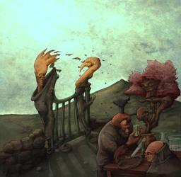 Garden by Rubens-Oscroft