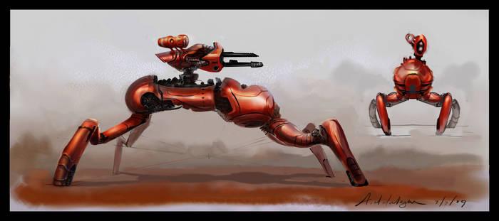 Walkerbot 01