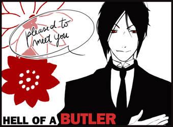 Hell of a butler