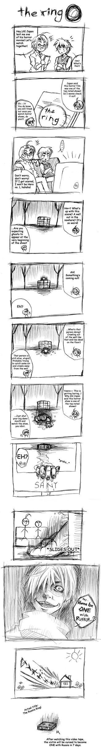 APH comic script - the RING. by mandachan