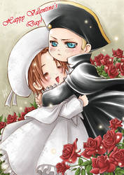 APH: Happy Valentine's Day by mandachan