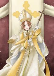 +POPE ITALIA+ by mandachan