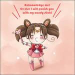 APH: Acknowledge meee---