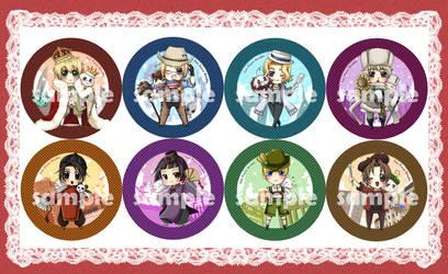 APH Badges
