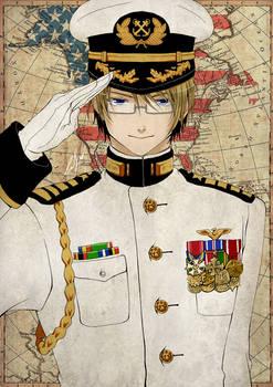 APH - Navy Captain USA