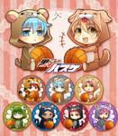 KuroBasu - Baby Pajamas badges