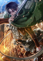 Attack on Titan - Levi Heichou