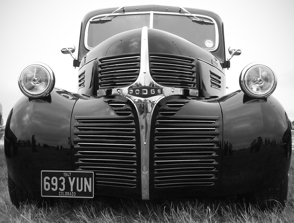 Dodge Pick-Up Truck by dog123456