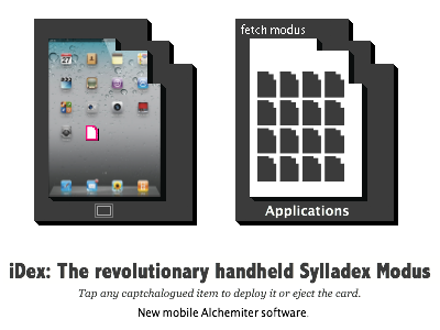 iDex: The Homestuck iPad by ICanSpellPotatoe