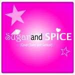 Sugar and Spice Band Title Art