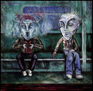 Underground Odyssey by David-Steele
