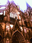 The city of Cologne 1
