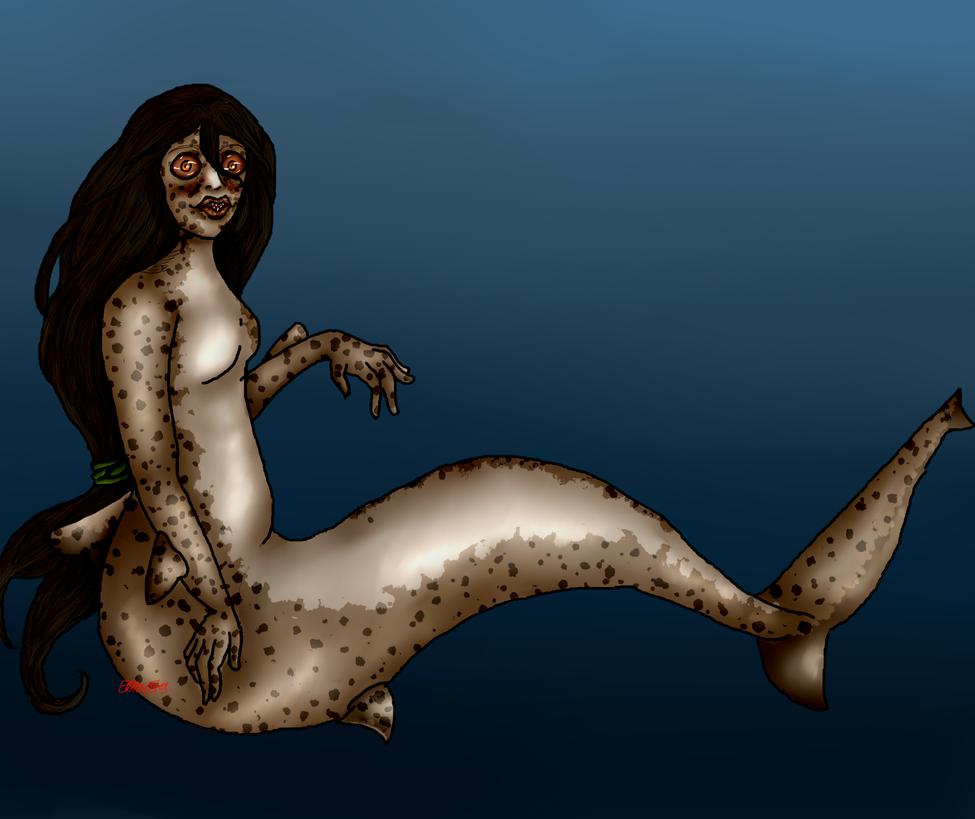 Emma's Sketchbook Shark_mermaid_by_batemmaman-d9ewq0t
