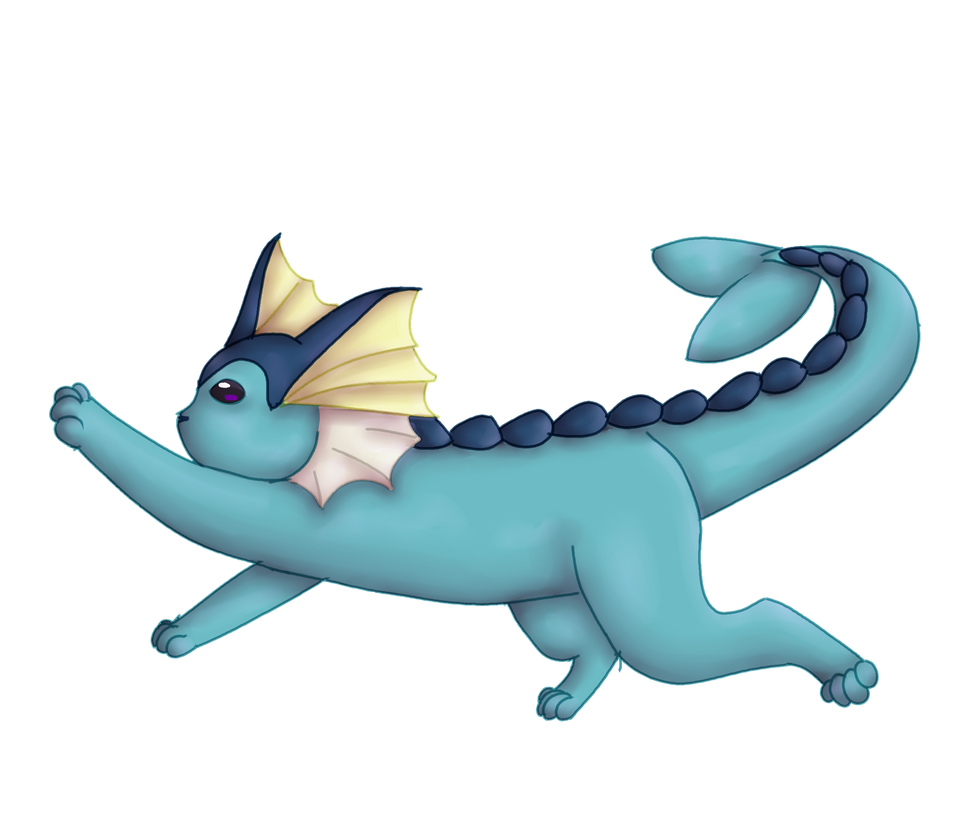 Emma's Art Shop Pokemon_vaporeon_1_by_batemmaman-d9it7zz