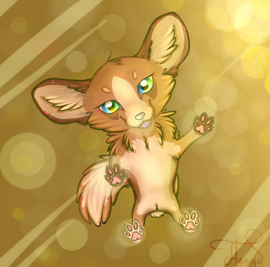 Gift: Aika by Agniya-fox