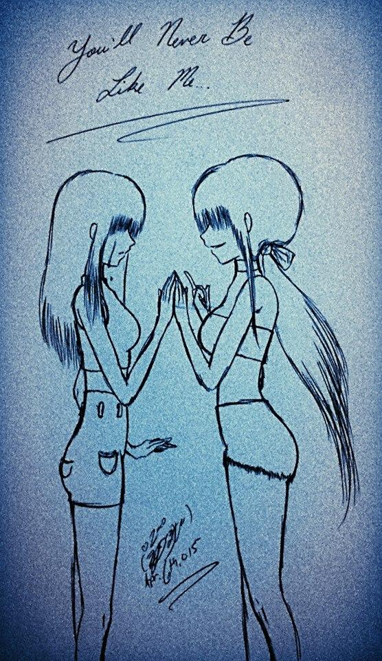 Mirror, Mirror... by TsUmIwOlFpRiEsTeSs24