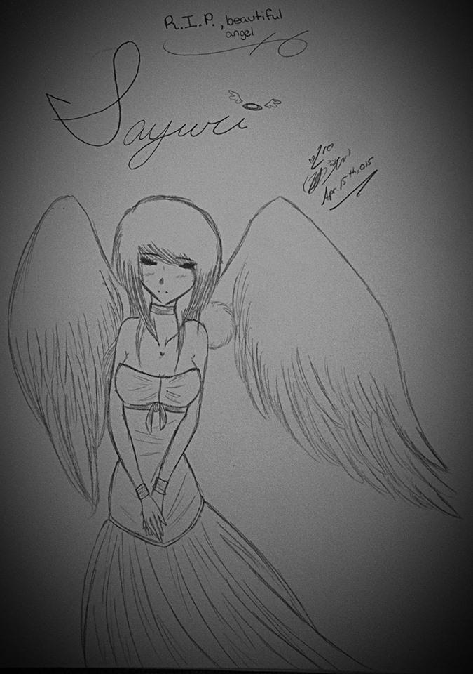 Farewell, Precious Angel... by TsUmIwOlFpRiEsTeSs24