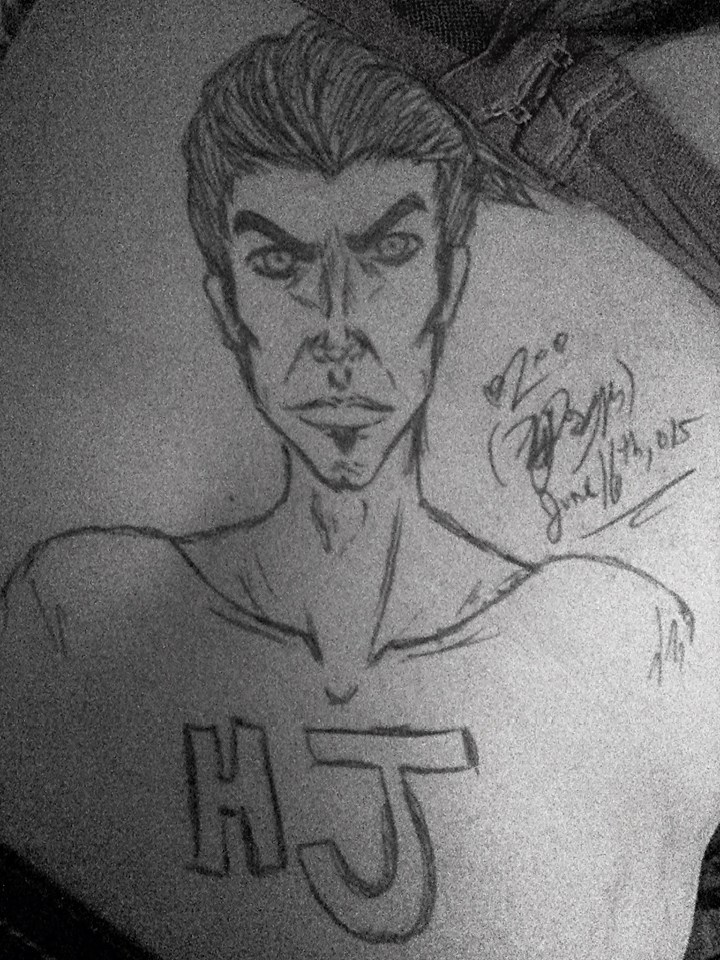 Handsome Jack On My Friend's Back by TsUmIwOlFpRiEsTeSs24