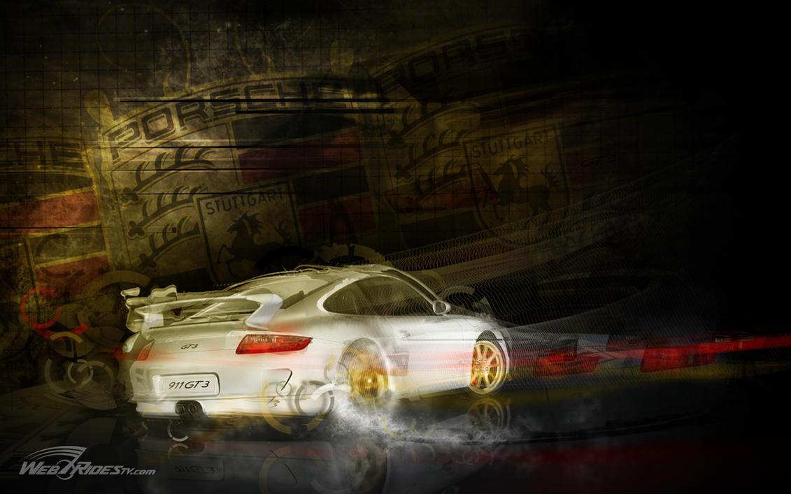 WebRidesTv Porsche GT3 by zachiatrist