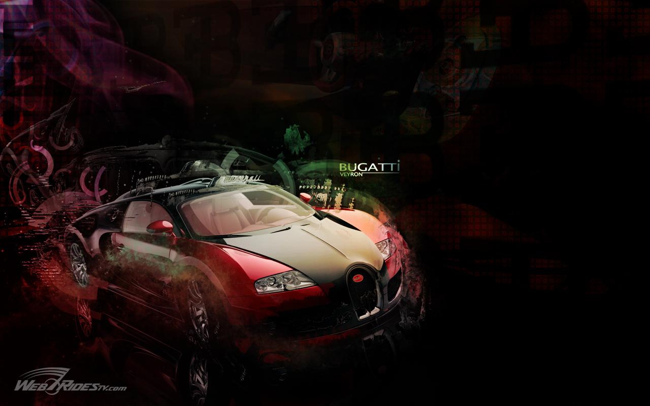 WebRidesTv Bugatti Veyron