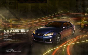 WebRidesTv Lexus IS-F by zachiatrist