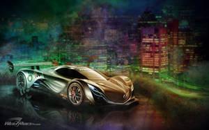 WebRidesTv Mazda Furai by zachiatrist