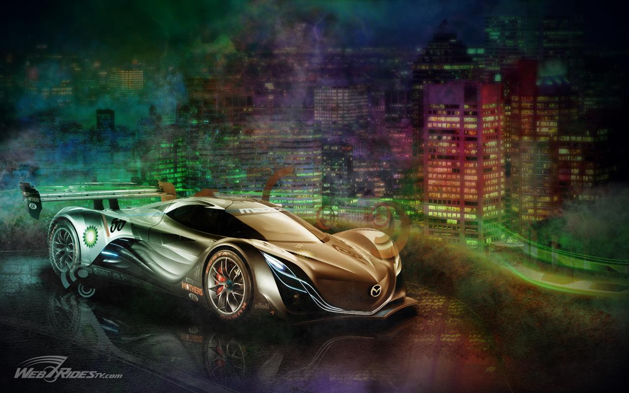 WebRidesTv Mazda Furai