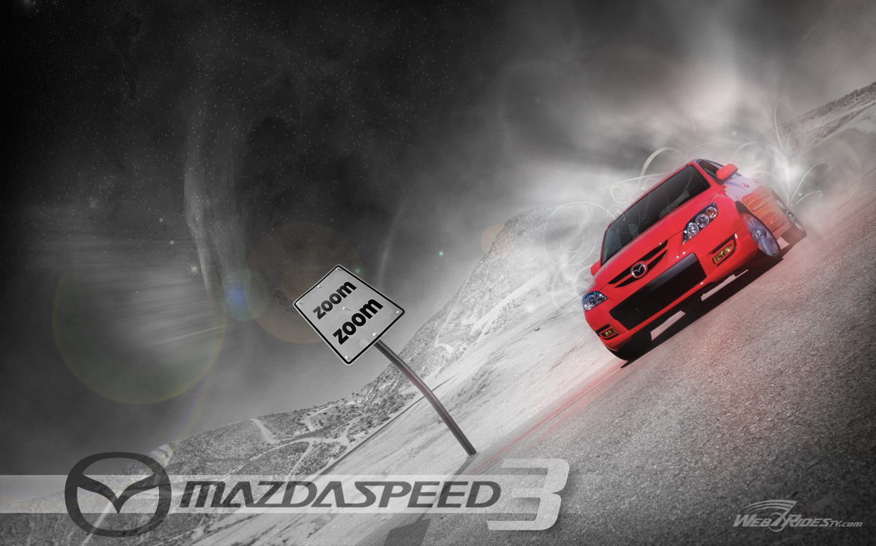 WebRidesTv Mazda Speed 3