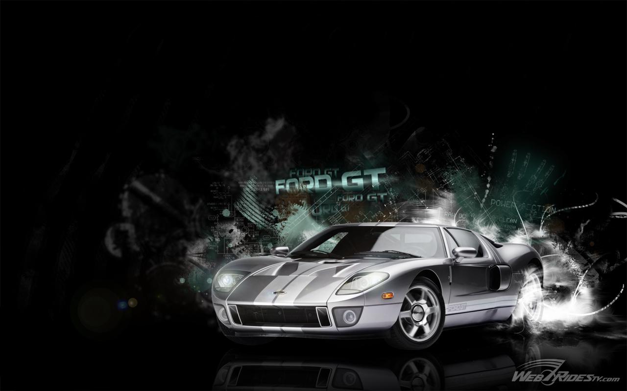 WebRidesTv Ford GT