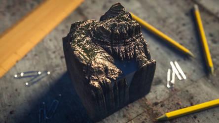 Sculpting Cliffs
